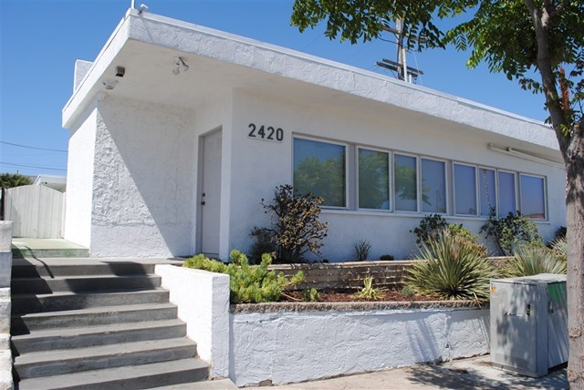 2420 UNIVERSITY AVE., San Diego, CA 92104