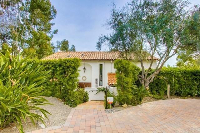 16825 Via de Santa Fe, Rancho Santa Fe, CA 92067