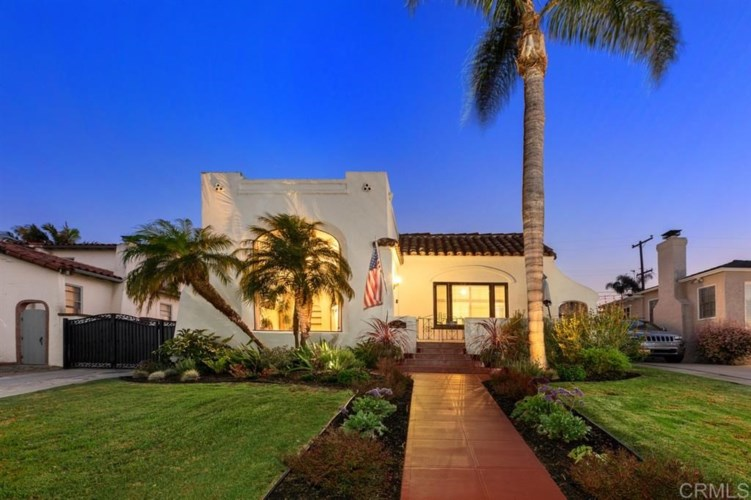 3111 Kingsley, San Diego, CA 92106