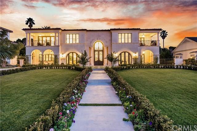 1816 Paseo Del Mar, Palos Verdes Estates, CA 90274