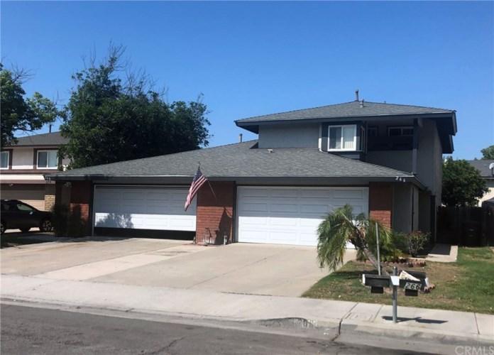 266 S Foley Place, Orange, CA 92868