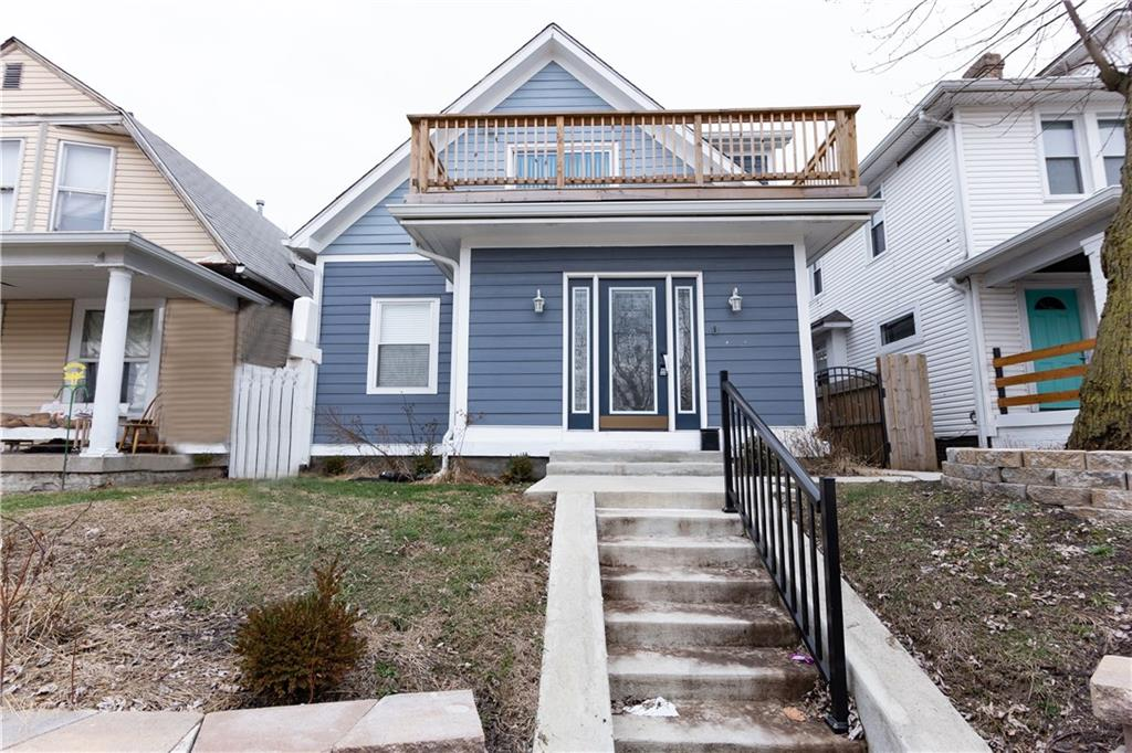 1413 S East Street, Indianapolis, IN 46225