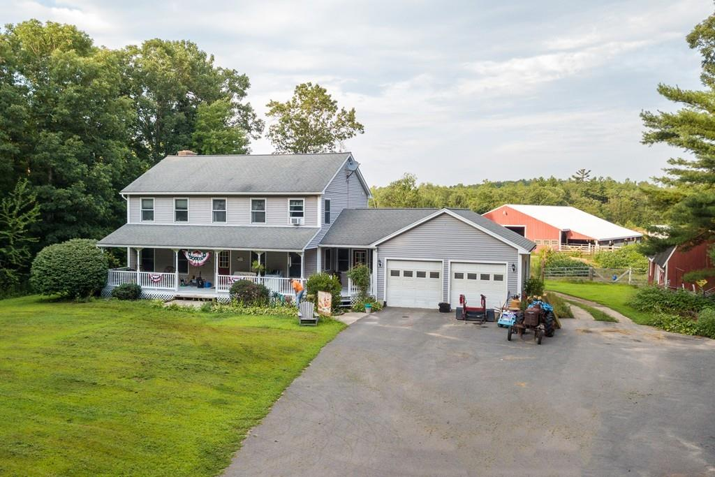 101 Kendall St , Granby, MA 01033