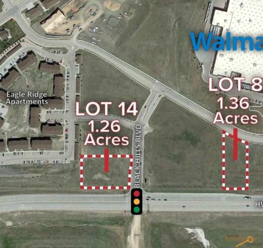 Lot 14 STUMER RD, Rapid City, SD 57701
