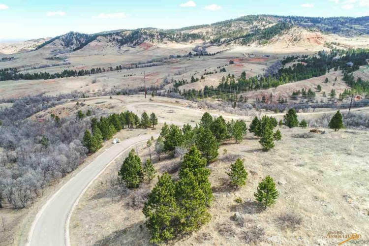 Tract 4A LOOKOUT VISTA RD, Spearfish, SD 57783