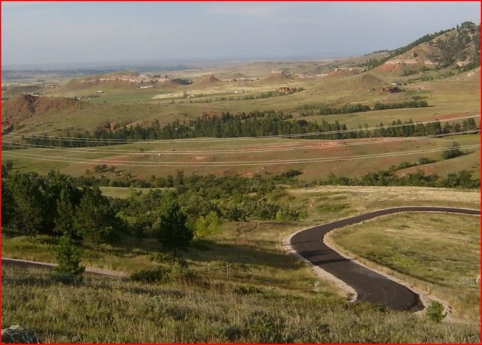 Tract 5A LOOKOUT VISTA RD, Spearfish, SD 57783
