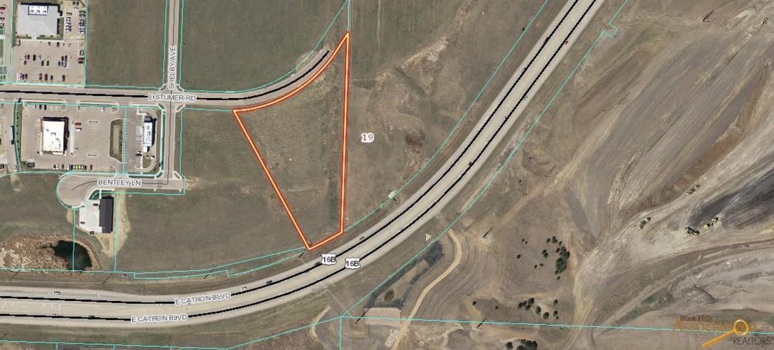 Lot 6 E STUMER RD, Rapid City, SD 57701