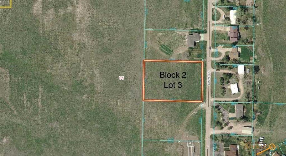 TBD STONE DR, Wall, SD 57790