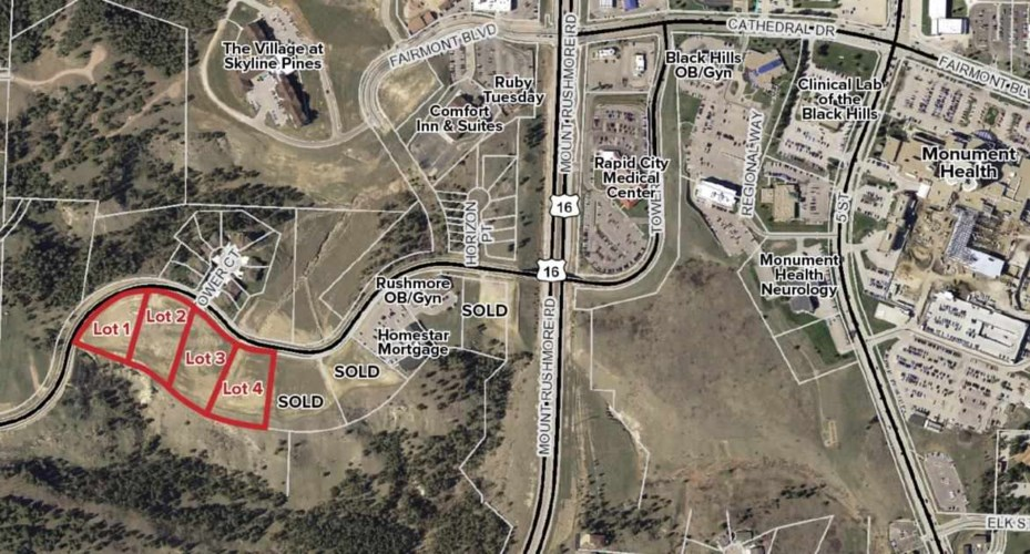 3056 TOWER RD, Rapid City, SD 57701