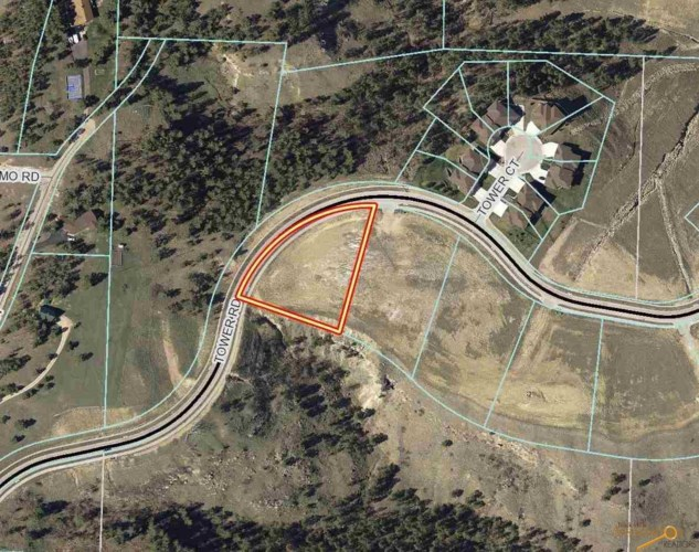 3072 TOWER RD, Rapid City, SD 57701