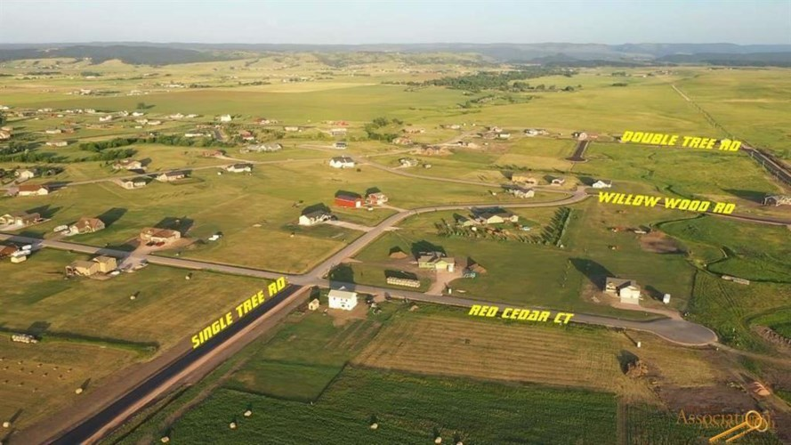 1825 CRESTED WHEAT RD, Piedmont, SD 57769