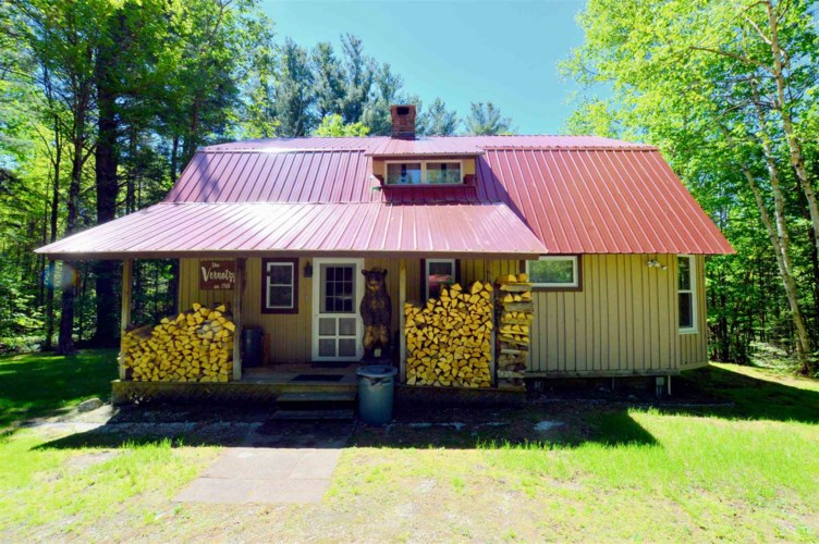 1336 Straight Road, Mount Holly, VT 05758