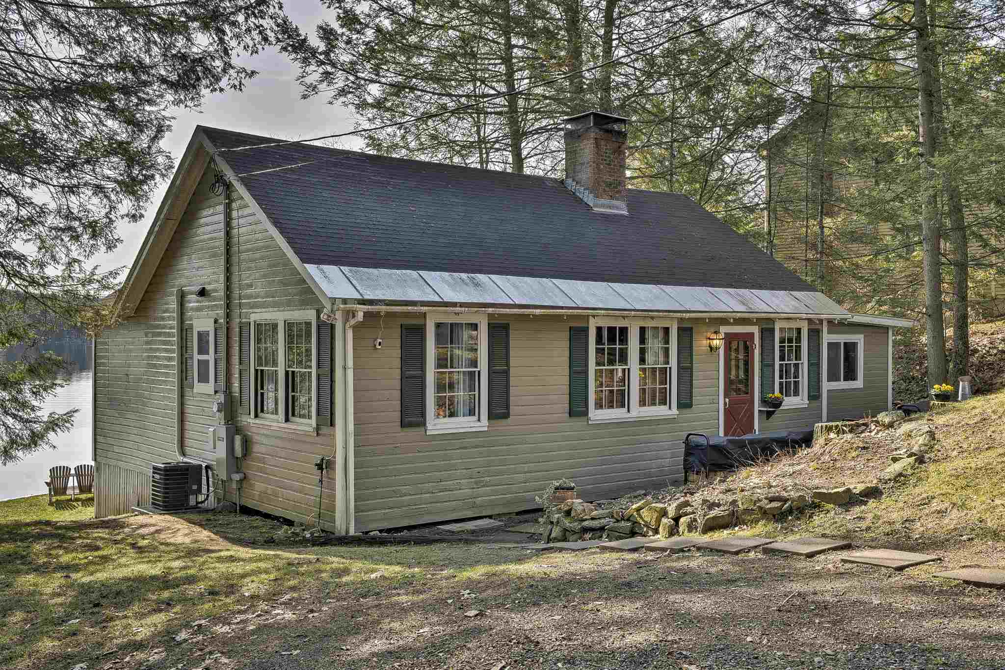 132 North Shore Road, Chesterfield, NH 03462