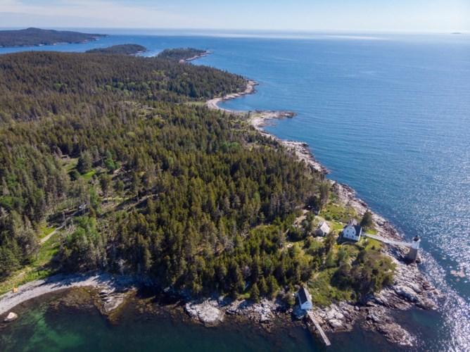 00 Lighthouse Road, Isle Au Haut, ME 04645