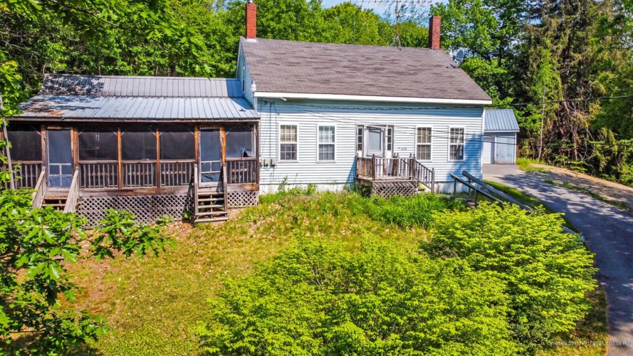 519 Wilson Pond Road, Monmouth, ME 04265