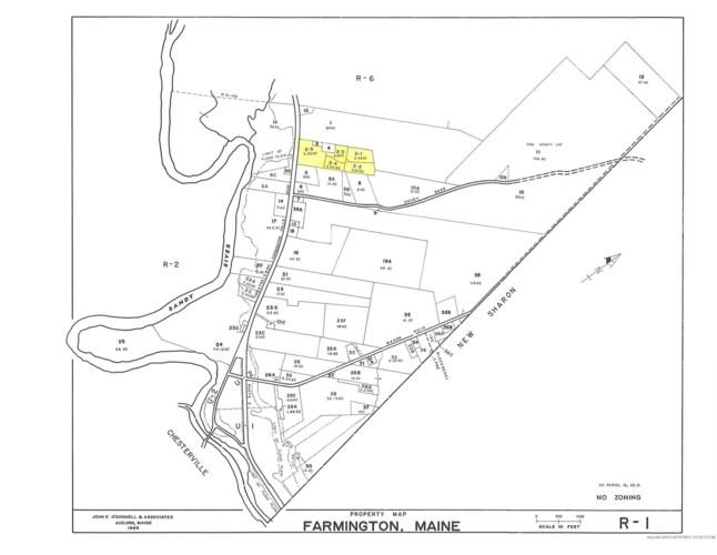 840 Farmington Falls Road, Farmington, ME 04938