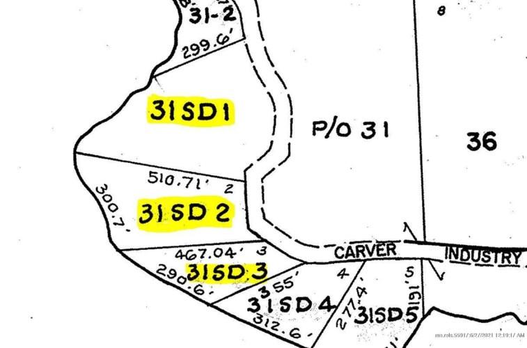 Lots 1,2,3 Carver Industry Road, Beals, ME 04611