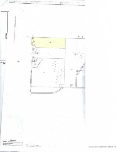 Map 19 Lot 14 Van Burnen Road, Limestone, ME 04750