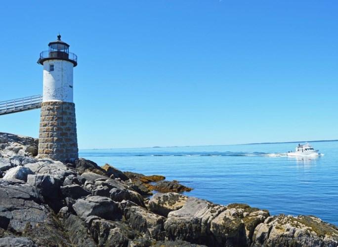 99 Lighthouse Road, Isle Au Haut, ME 04645