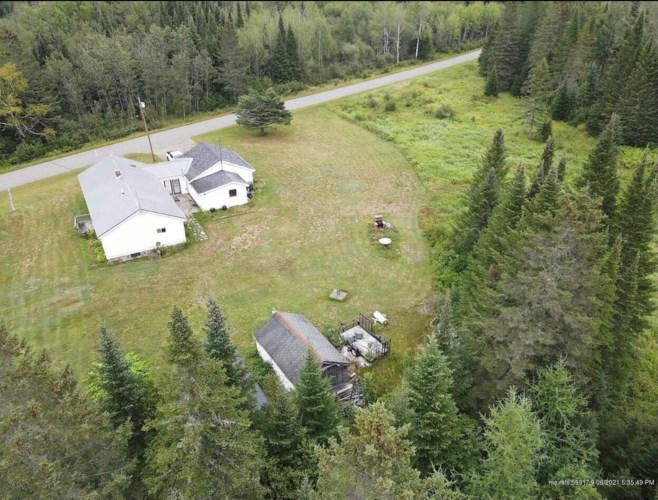 97 Sheen Road, Connor Twp, ME 04736