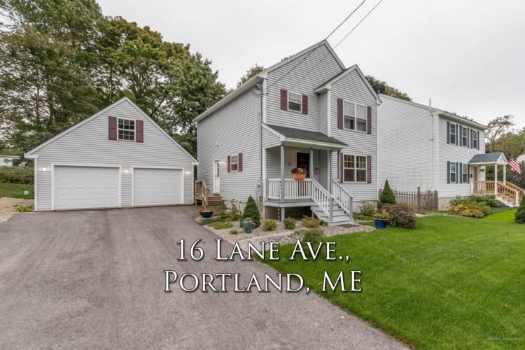 16 Lane Avenue, Portland, ME 04103
