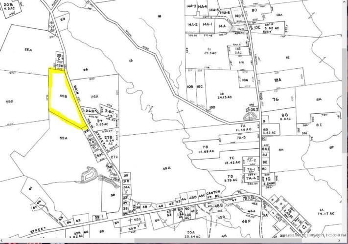 688 Main Street, Dixfield, ME 04224