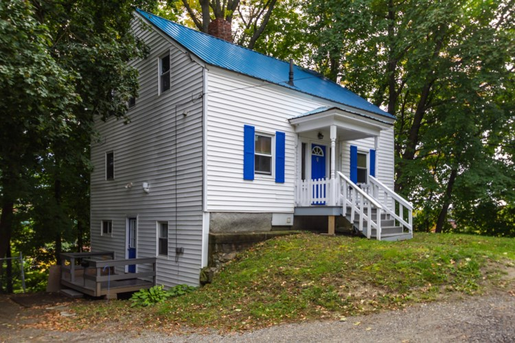 4 & 5 Flagg Street Place, Augusta, ME 04330