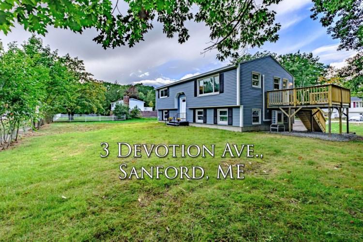 3 Devotion Avenue, Sanford, ME 04073