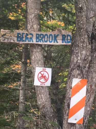 000 Bear Brook Rd. Road, Wesley, ME 04686