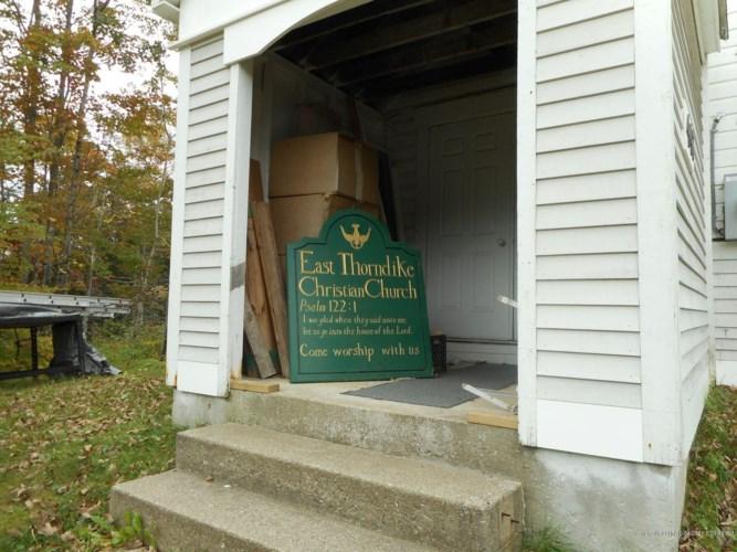 447 Thorndike Road, Thorndike, ME 04986