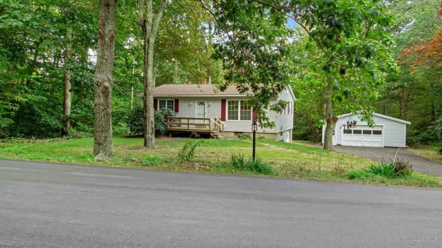 58 Meadowbrook Road, Phippsburg, ME 04562