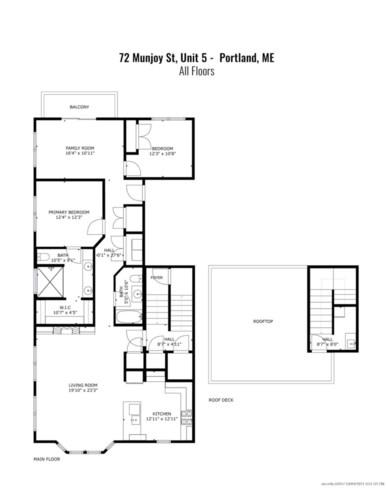 72 Munjoy Street Unit 5, Portland, ME 04101