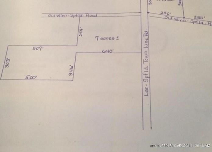 0 Town Line Road, Lee, ME 04455