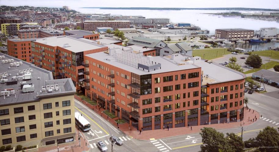 387 Commercial Street Unit 707, Portland, ME 04101