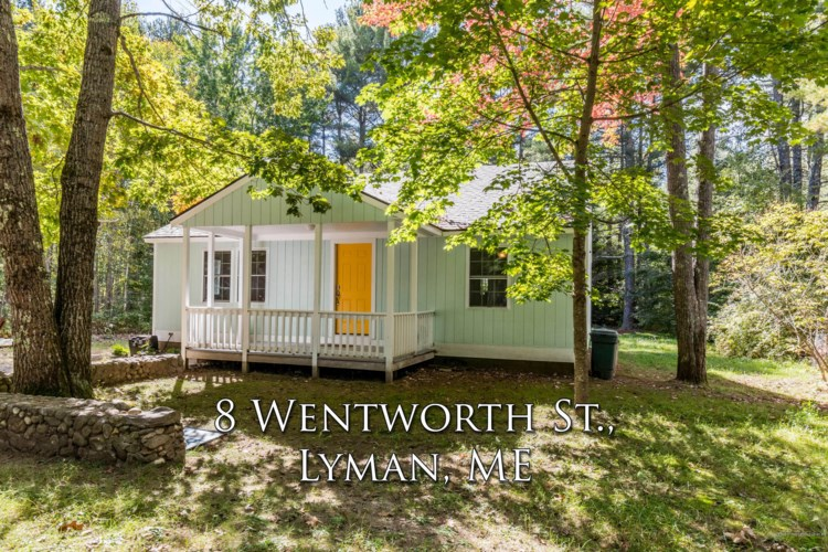 8 Wentworth Street, Lyman, ME 04002