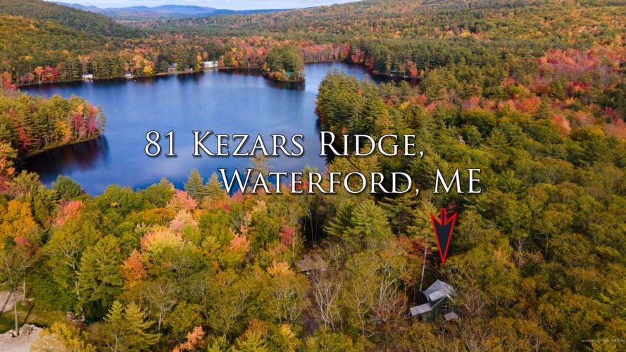 81 Kezar Ridge Drive, Waterford, ME 04088