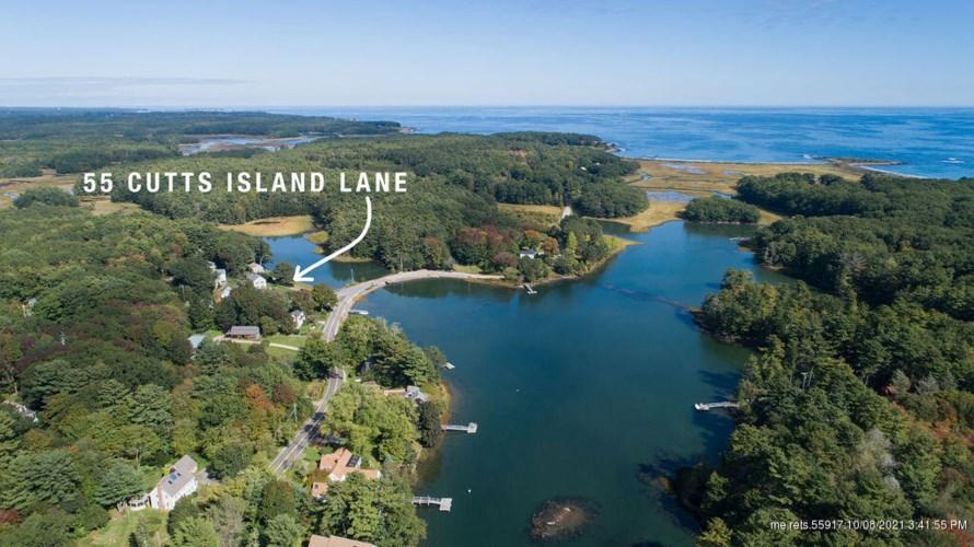 55 Cutts Island Lane, Kittery, ME 03905