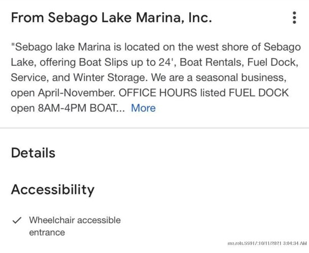 0 Sebago (Lot B) Road, Sebago, ME 04029