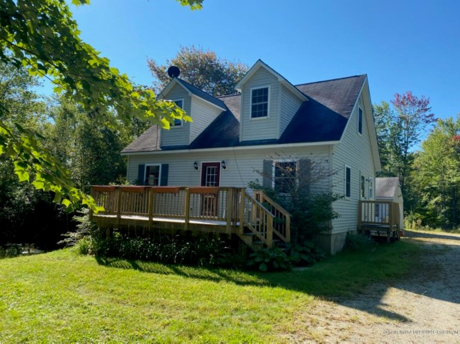 146 Toddy Pond Road, Surry, ME 04684