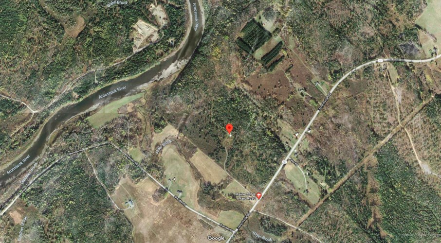 Lot 16 Frenchville Road, Ashland, ME 04732
