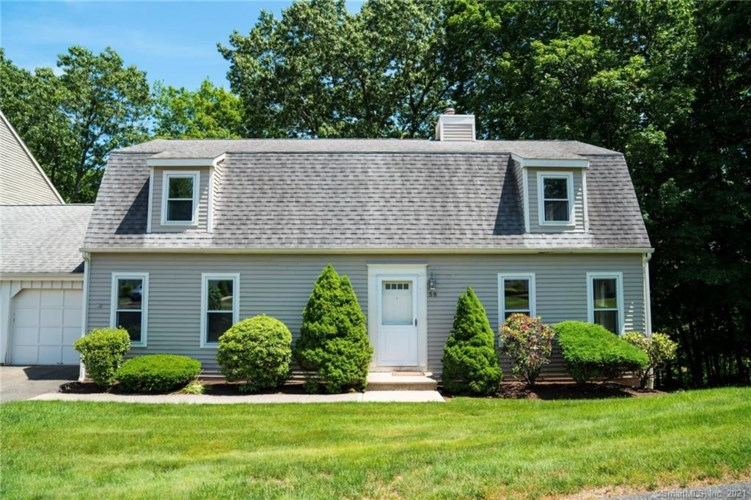 58 Old Towne Road #58, Cheshire, CT 06410