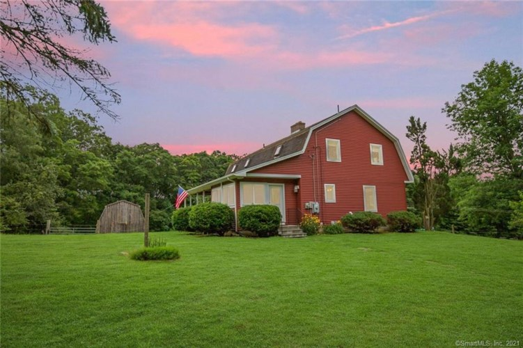 82 Old Brown Road, Union, CT 06076