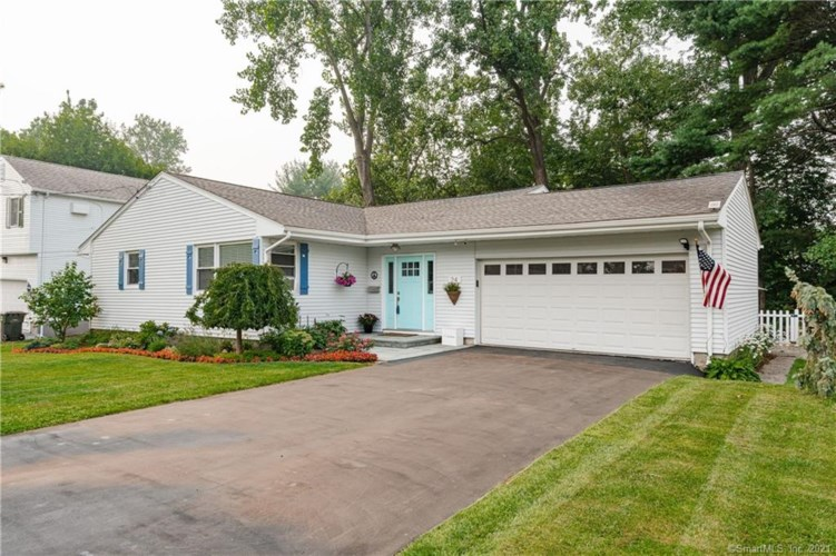 24 West Normandy Drive, West Hartford, CT 06107