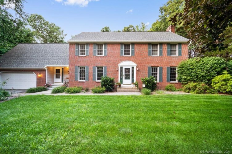 45 Whisper Woods Drive, Somers, CT 06071