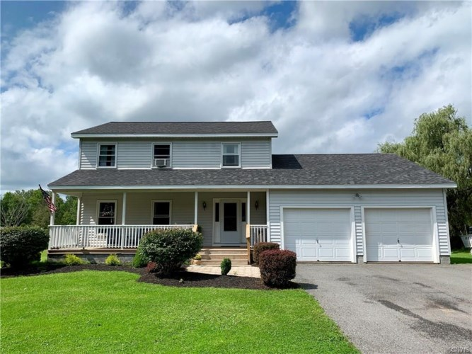 1637 County Route 37, West Monroe, NY 13167