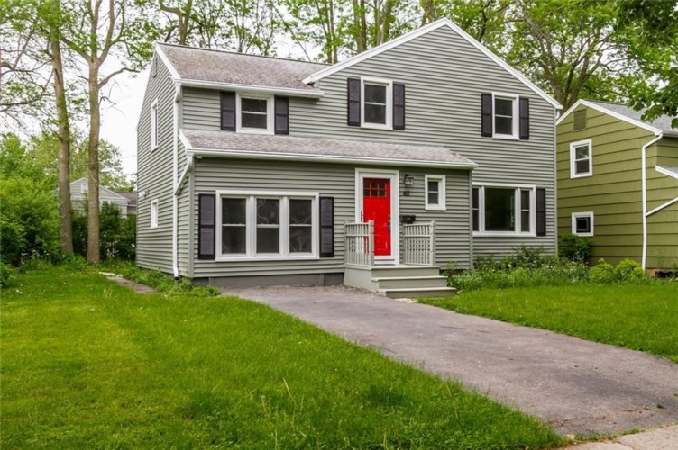 43 Stanford Road W, Rochester, NY 14620