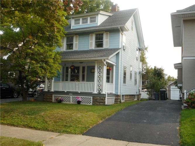 471 Clay Avenue, Rochester, NY 14613