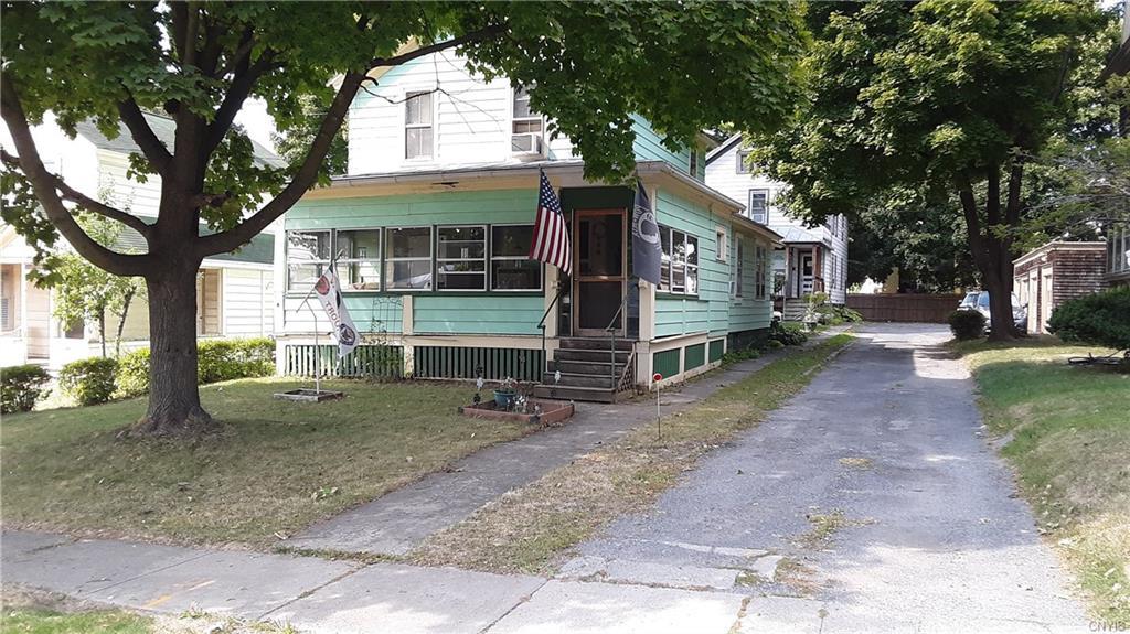 420 Schuyler Street , Syracuse, NY 13204