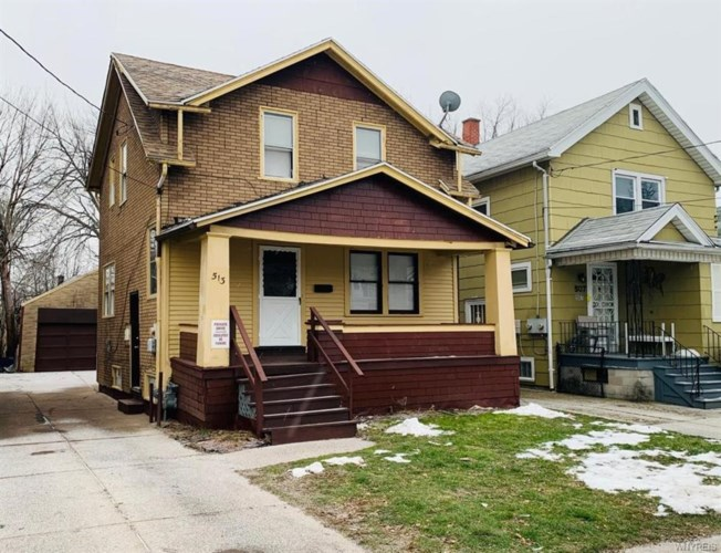 513 Stockbridge Avenue, Buffalo, NY 14215