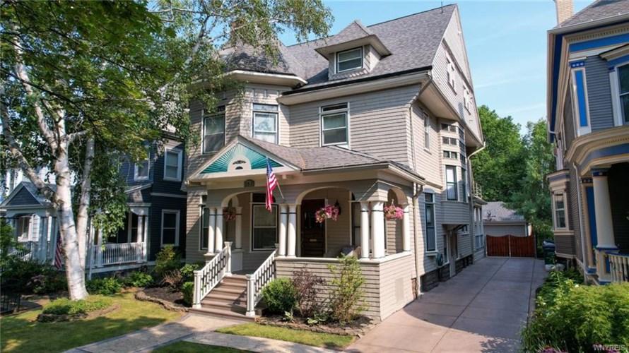 163 Highland Avenue, Buffalo, NY 14222
